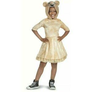 NEW Nala Disney Halloween Costume Lion King Dress